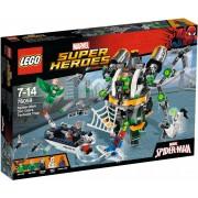 LEGO Superheroes 76059 Doc Ocks tentakel-valstrik