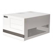 SilverStone SG02W-F Case PC Micro ATX Sugo 2F, Bianco