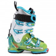 Scarpa Freedom SL Wmn - Lime/Turquoise - Skischuhe