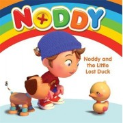 Noddy and the Little Lost Duck by Enid Blyton