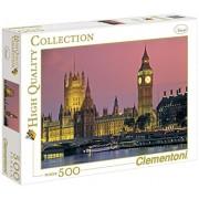 Clementoni - 30378.6 - Puzzle Collection High Quality - 500 Pièces - Londres