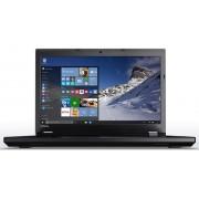 "Laptop Lenovo ThinkPad L560 (Procesor Intel® Core™ i5-6200U (3M Cache, up to 2.80 GHz), Skylake, 15.6"", 4GB, 192GB SSD, Intel HD Graphics 520, Wireless AC, FPR, Win7 Pro + upgrade la Win10 Pro 64)"