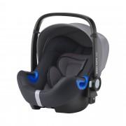 BRITAX RÖMER Baby Safe I-Size Babyschale 40cm - 83cm, max. 13kg Design 2017 grau