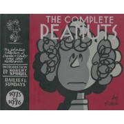 The Complete Peanuts 1975-1976 by Charles M. Schulz