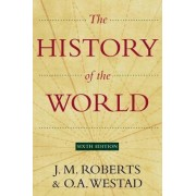 The History of the World by Warden at Merton College Oxford University J M Roberts