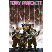 Guards! Guards!: A Discworld Graphic Novel by Terry Pratchett