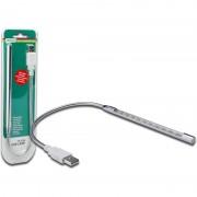 Digitus USB LED Notebook-Leuchte, mit flexiblem Schwanenhals