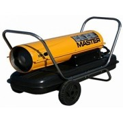 Generator de aer cald cu ardere directa MASTER B 100 CED