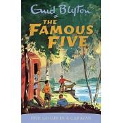 Five Go Off In A Caravan by Enid Blyton