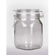 Bormioli Rocco Fido Trans csatos befőttes üveg 1 literes - 119505