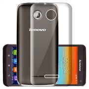Lenovo S650 S 650 Case Soft Back Cover ,Lightweight,Shock Absorbing Transparent Soft Back Case Cover