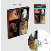Cheval Passion Modelo 1 - Diario íntimo, diseño de caballos