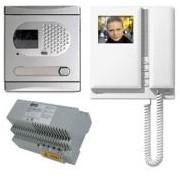 Kaputelefon, egylakásos video Golmar 5110/SC/Color