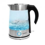 KLARSTEIN PURE 1.7L безжична кана за вода 2200W син LED
