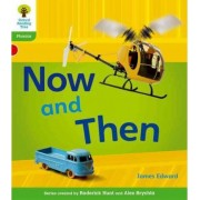 Oxford Reading Tree: Level 2: Floppy's Phonics Non-Fiction: Now and Then by James Edward