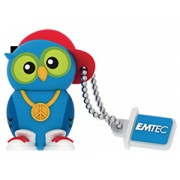 Emtec M341 8GB Bagoly pen drive