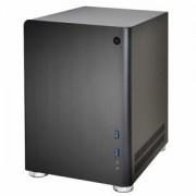 Carcasa Lian Li PC-Q01B Mini-ITX Cube Black