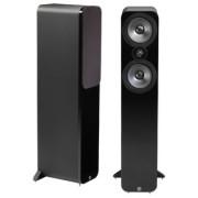 Boxe - Q Acoustics - 3050 Black Leather