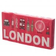 Fazzoletti di carta a 3 strati design Londra