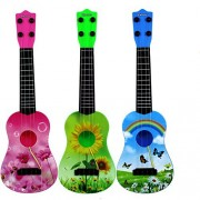 Linshop Baby Guitar Play Musical Instruments Toys Mini Especially In Kerry Steel String Violin Music Long 43CM...
