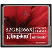 Card de Memorie Kingston Compact Flash Ultimate 32GB 266X