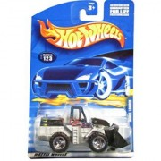 #2001-123 Wheel Loader Collectible Collector Car Mattel Hot Wheels