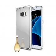 Husa Mirror Slim Samsung Galaxy S7 - Silver