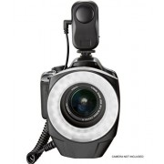 Canon PowerShot SX60 HS Dual Macro LED Ring Light / Flash (Includes Necessary Adapters/Rings For Mounting
