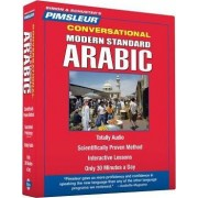 Pimsleur Arabic (Modern Standard) Conversational Course - Level 1 Lessons 1-16 CD by Pimsleur