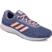 Adidas MANA BOUNCE W Running Shoes(Blue, White)