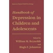 Handbook of Depression in Children and Adolescents by William M. Reynolds