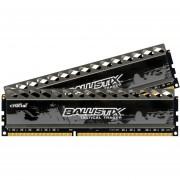 Crucial Ballistix Tactical Tracer 8GB Kit (4GBx2) DDR3 1600 MT/s (PC3-12800) CL8 @1.5V UDIMM 240-Pin BLT2CP4G3D1608DT2TX