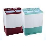 Godrej WS Edge 680 CT Semi-automatic Washing Machine (6.8 Kg Apple Green)