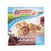 Baton Multicereale Ciocolata 129gr Molino Nicoli