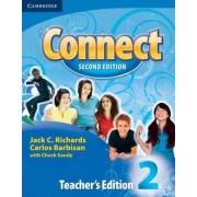 Connect Level 2 Teacher's Edition: Level 2 by Jack C. Richards