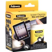 Screen Cleaning Wax & Cloth Kit