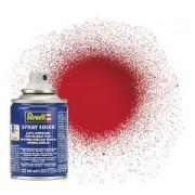 Revell 34134 - Rouge Ferrari Brillant - Bombe Peinture Acrylique 100ml.-Revell