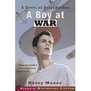 A Boy at War by Mazer Harry