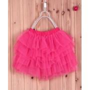 Štýlová nariasená tutu suknička pre dievčatká