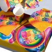 Party-szett 31 részes Happy Birthday -Születésnapi ajándékok