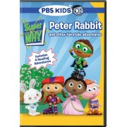 Super Why: Peter Rabbit & Other Fairytale Advts [Reino Unido] [DVD]