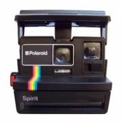 Impossible Polaroid Spirit 600 - aparat foto instant fara blitz