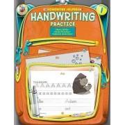 Handwriting Practice, Homework Helpers, Grade 1 by Frank Schaffer Publications