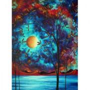 Stunning and Beautiful Tree Painting