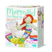 Kit Per Realizzare Una Sirena - Mermaid Doll Making Kit