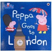 Peppa Goes to London by Pig Peppa