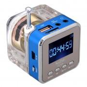 Boxa portabila SARDiNE TT028, Bluetooth, 3W, Radio FM