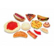Risorse Apprendimento LER 0496 - Set con cibo multiculturale
