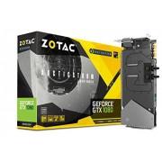 Zotac Carte Graphique Zotac GeForce GTX 1080 ArcticStorm