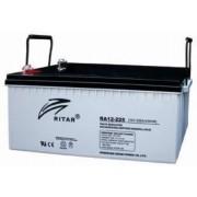 RA12-200 12V 200 Ah Zárt ólomzselés akkumulátor (RITAR)